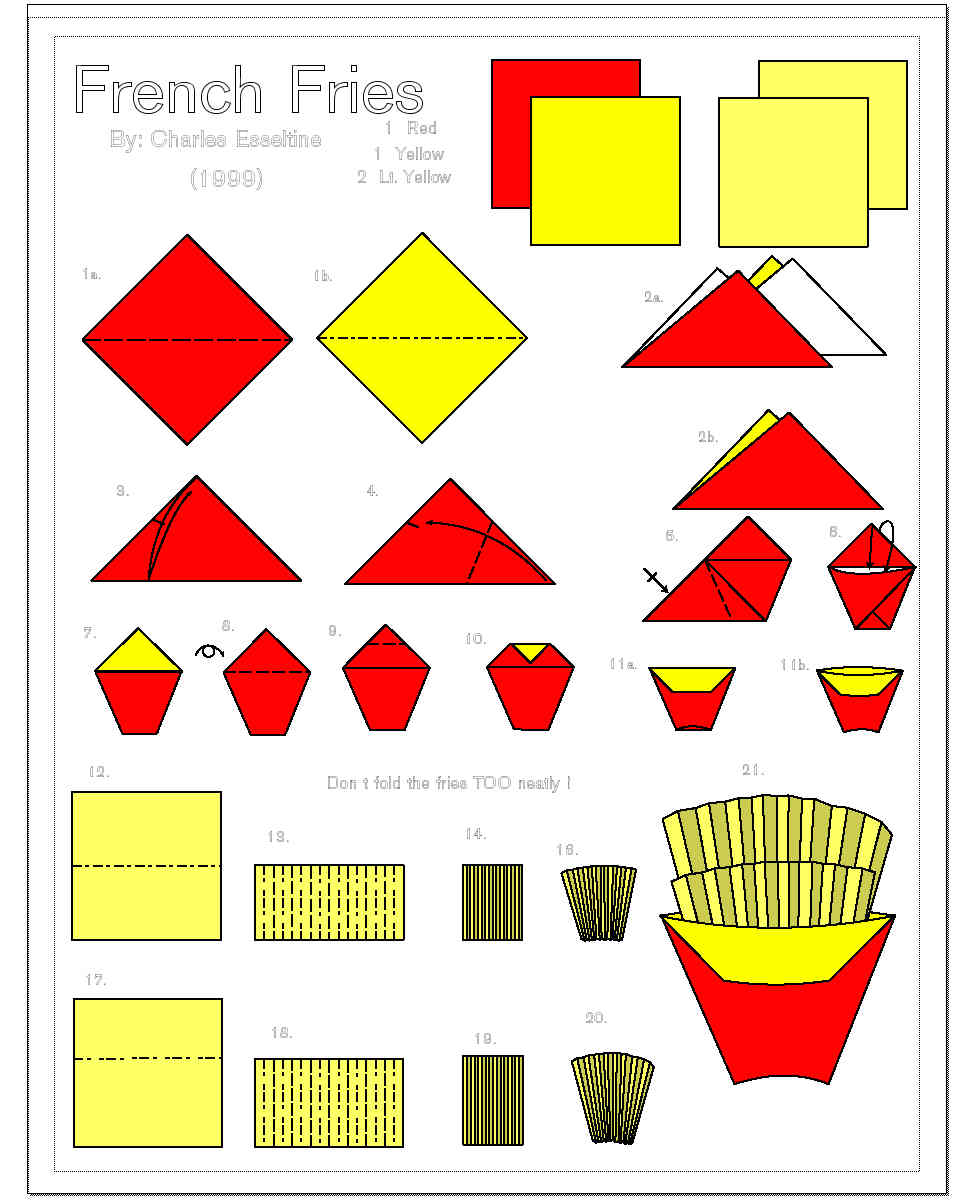 Gilads origami page model photograph gilads origami page jeuxipadfo Image collections