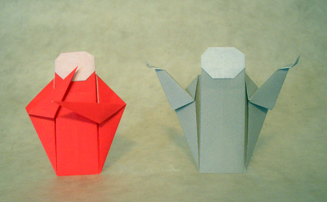 Jewish Holiday Origami By Joel Stern Book Review Gilads Origami Page