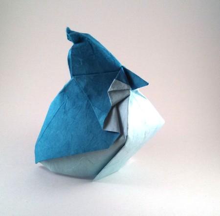 Origami Flower 1 Paper