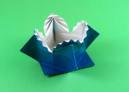 Origami Boxes And Containers Page 2 Of 5 Gilads Origami Page