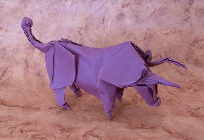 Bull By Stephan Weber