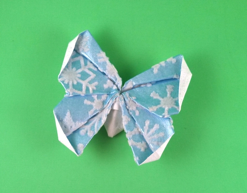 Michael LaFosse's Origami Butterflies by Michael G ... - photo#41