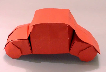 Origami Car and Vehicles | 301x443