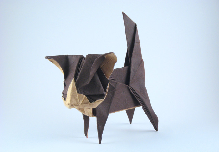 Origami Cats - Page 9 of 10 | Gilad's Origami Page on