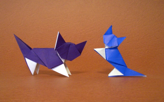 Tanteidan 12th convention Book Review | Gilad's Origami Page - photo#30