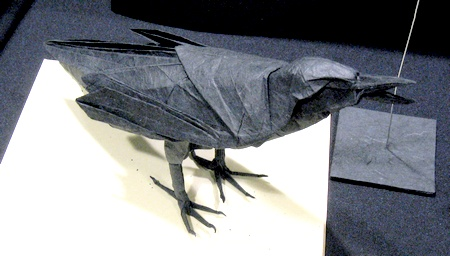 Crow Brian Chan | Gilad's Origami Page