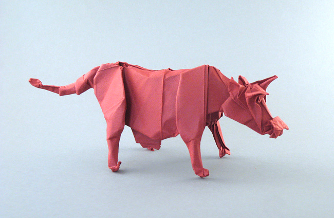 Cow By David Llanque