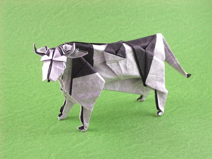 Cow By Miyajima Noboru