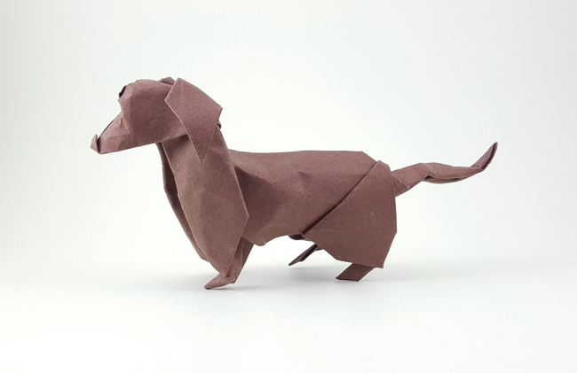 Origami Dogs Page 3 Of 9 Gilads Origami Page