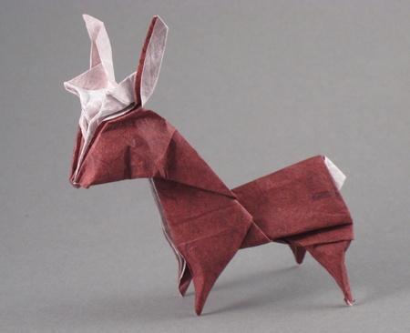 origami deer