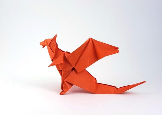 Origami Christmas Tree - Jo Nakashima | 460x650