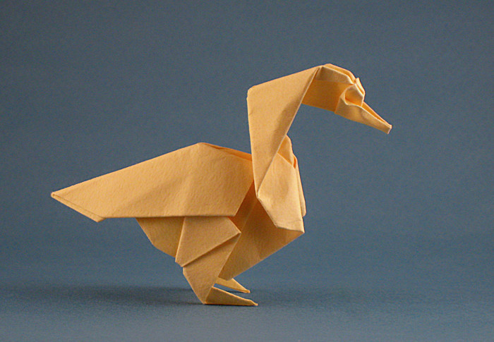 origami ducks and geese page 1 of 2 gilads origami page