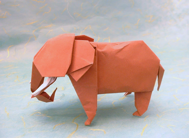 Simple origami for kids and their parents. Selection of funny and ... | 476x650