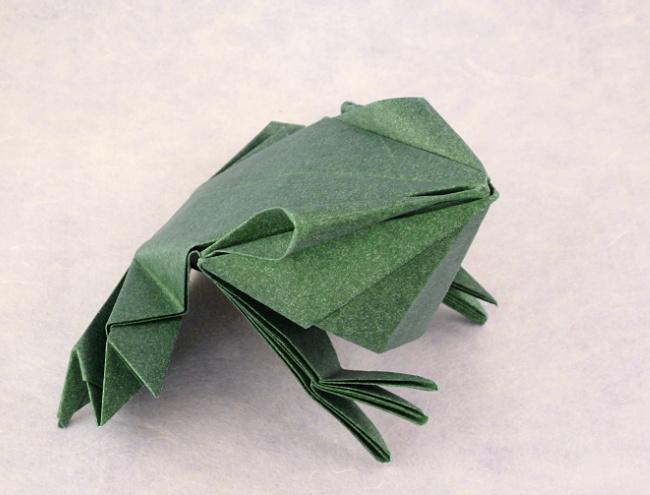 Frog By Jun Maekawa