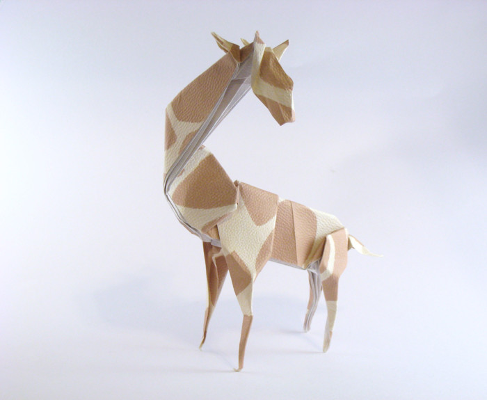 Origami Giraffes and Okapi - Page 1 of 3 | Gilad's Origami ... - photo#18