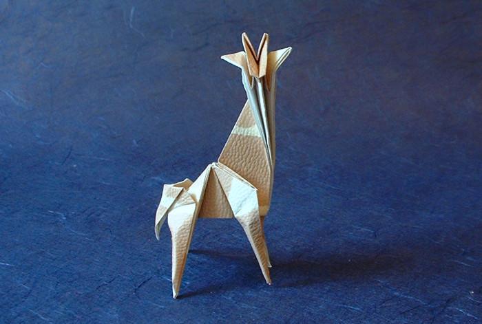 origami giraffes and okapi page 2 of 3 gilad s origami page rh giladorigami com