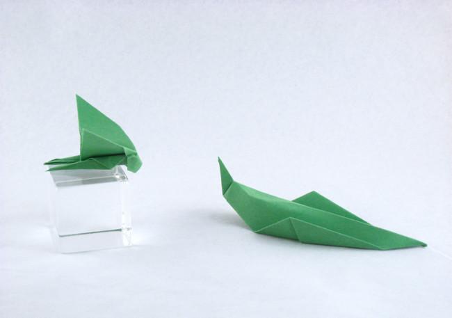 Grasshopper 2 Variations By Akira Yoshizawa