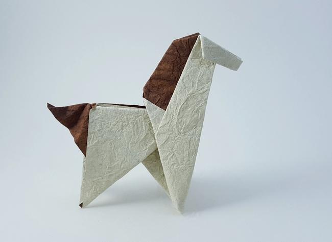 🐴 Cómo Hacer un Asno BURRO DE PAPEL (Origami Donkey) - YouTube | 474x650
