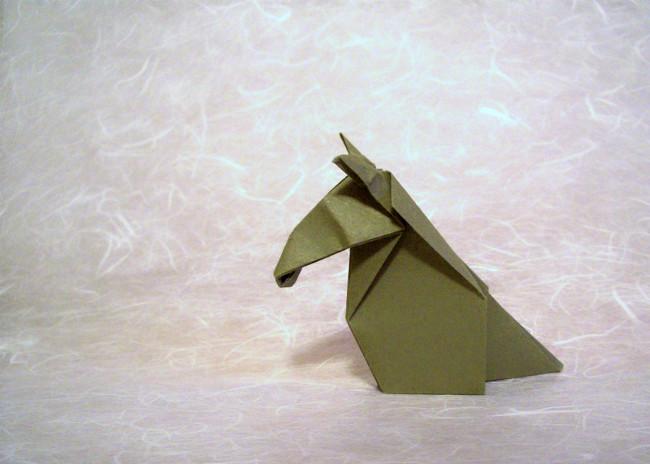 Horse By Kunihiko Kasahara