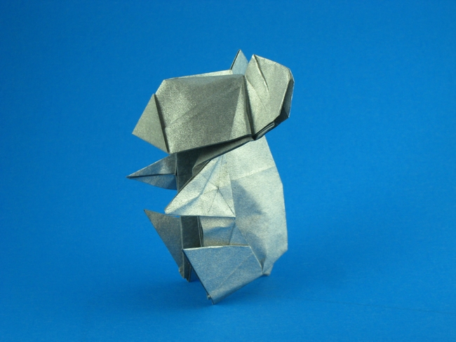 Origami Koalas Page 1 Of 2 Gilads