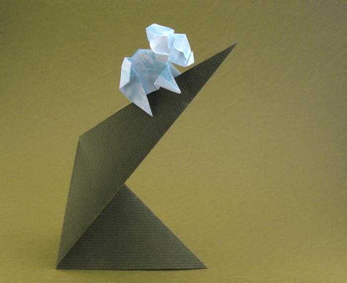 Origami Koala Bookmark / Cute Paper Koala Bear ❤️ - YouTube   571x700