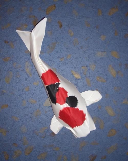 Origami Koi Gilads Origami Page