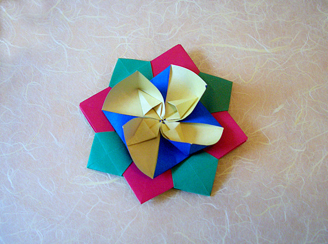 Action Origami Diagrams - over 100 free diagrams for origami models that  move. | 485x650