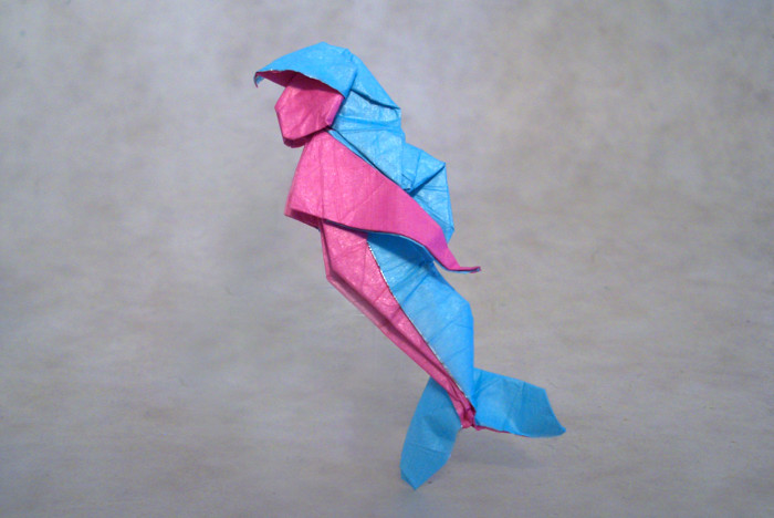 Origami Mermaids Gilads Origami Page