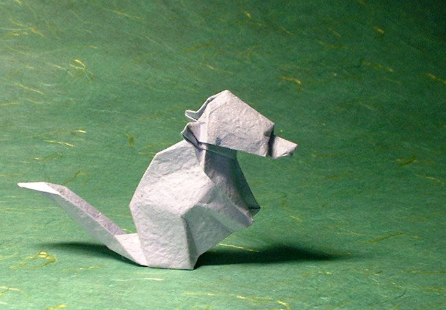 origami primates page 1 of 3 gilads origami page