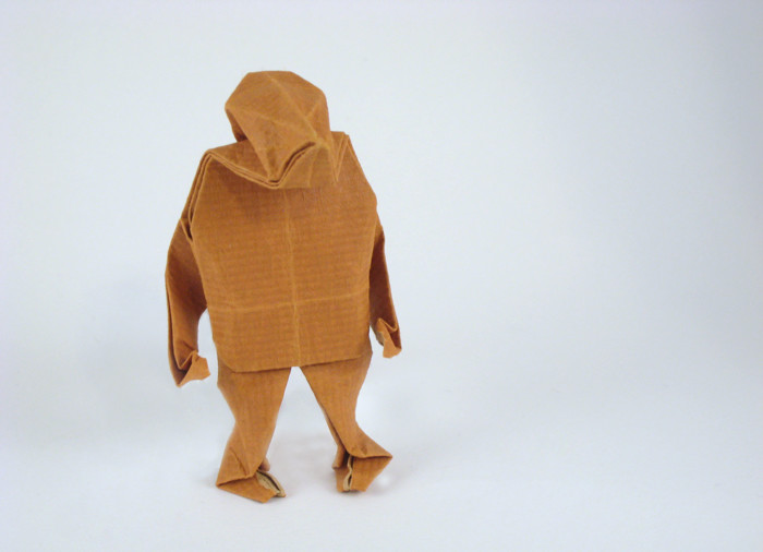 origami people gallery