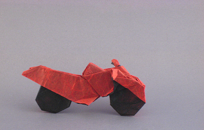 origami moto
