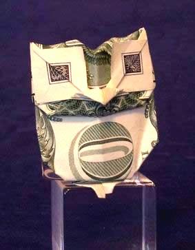 HAWAIIAN STYLE Money SHIRT Origami Dollar Tutorial DIY Folded No ... | 363x283