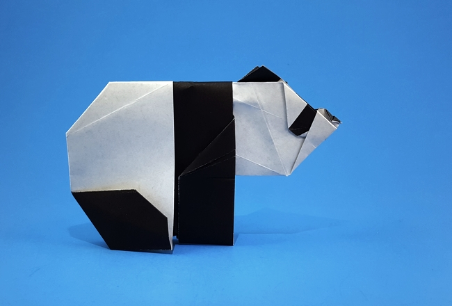 Origami Pandas Page 2 Of 8 Gilads Origami Page