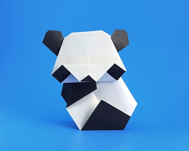 origami pandas page 6 of 8 gilads origami page