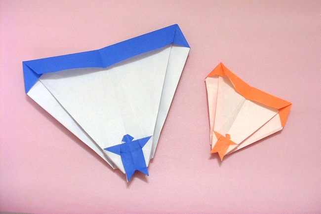 origami sports
