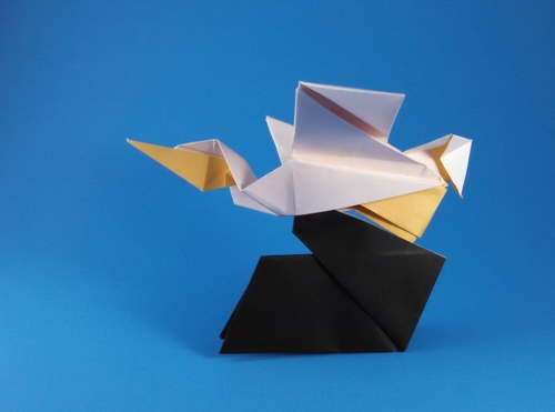 Origami Pelicans Page 1 Of 2 Gilads Origami Page
