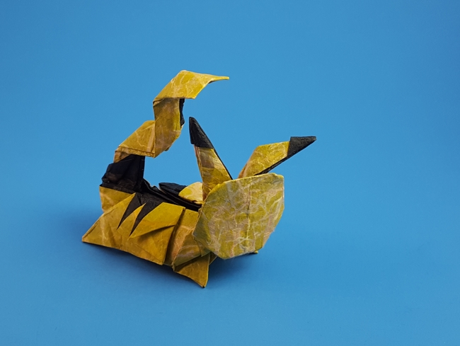 Pokemon origami | Pokemon craft, Origami easy, Pokemon birthday | 489x650