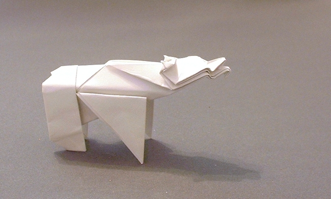 Origami Bears - Page 2 of 2 | Gilad's Origami Page - photo#22
