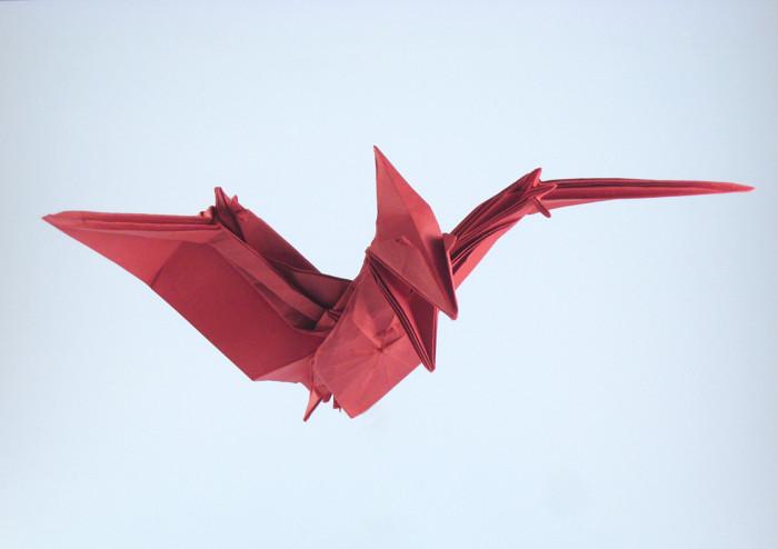 Origami Loggerhead Sea Turtle Tutorial