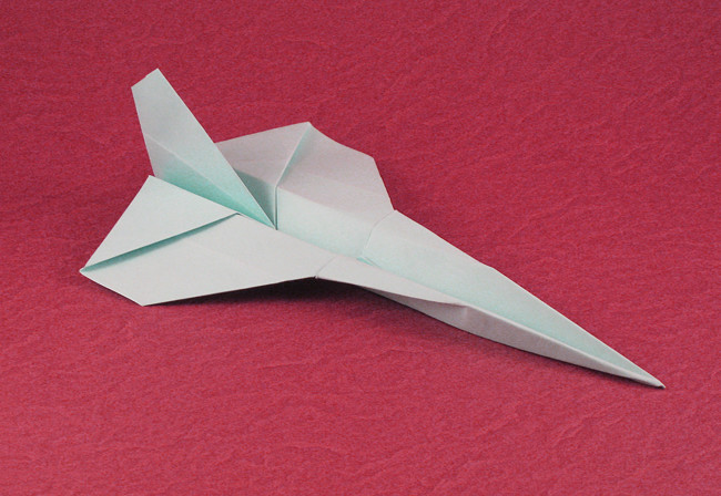 Origami Airplanes - Page 2 of 3 | Gilad's Origami Page