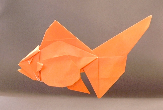 Origami Goldfish By Ronald Koh Book Review
