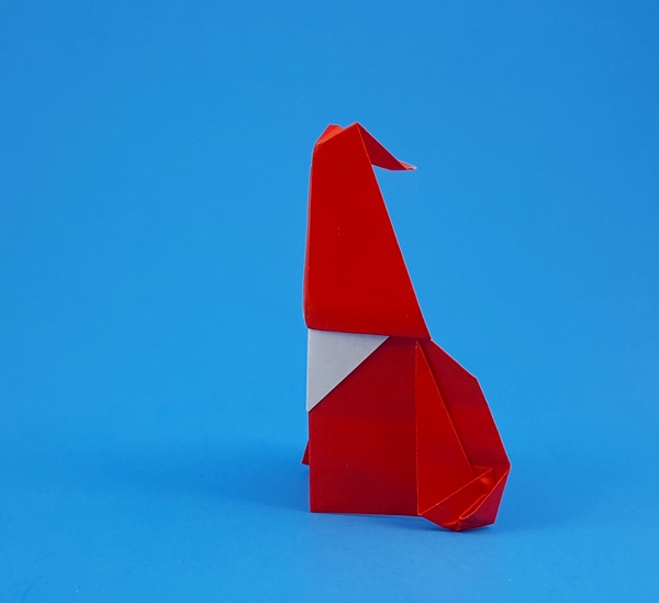 24 Holiday Themed Origami Models to Fill You with Christmas Spirit | 549x600