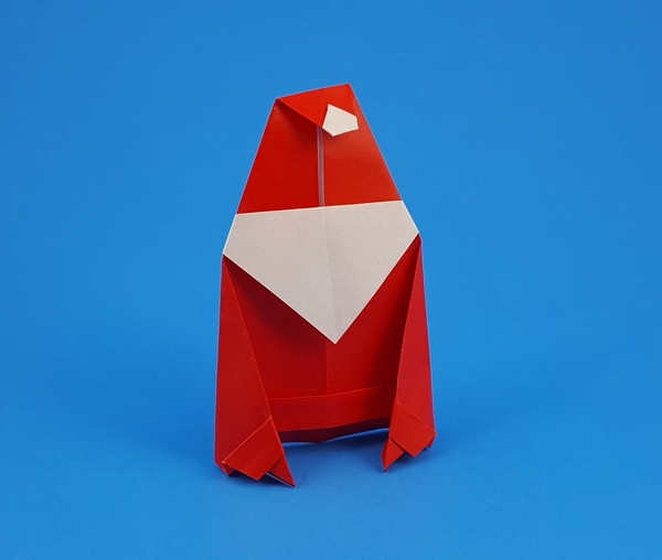 How to Make an Origami Nativity Scene: The Child –Part 3 of 3 | 508x600
