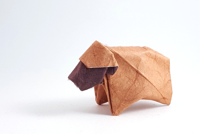 Origami Sheep Goats And Bovides
