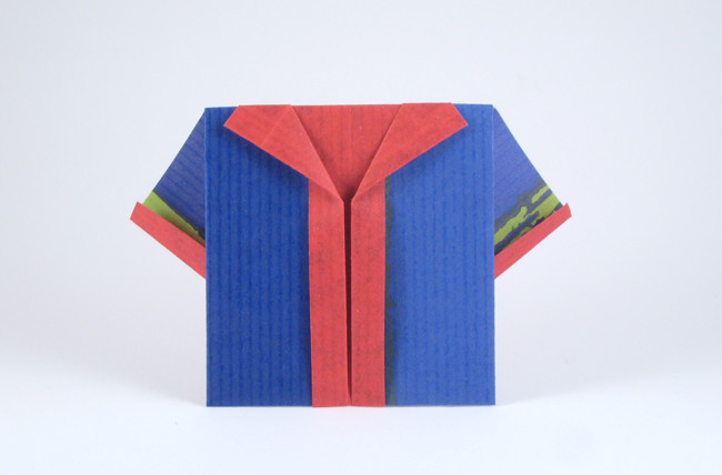 Origami Clothes Gilads Origami Page