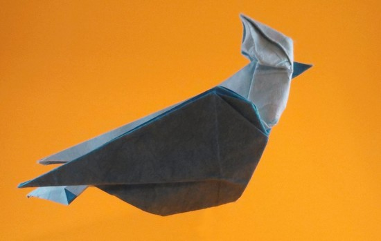 Incredible Origami Dragons that Will Set Your Heart on Fire   349x550