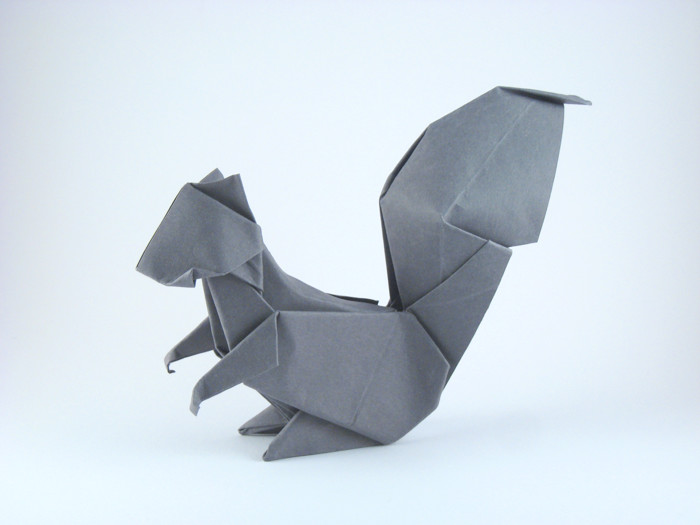 Origami Squirrels Page 2 Of 4 Gilads Origami Page