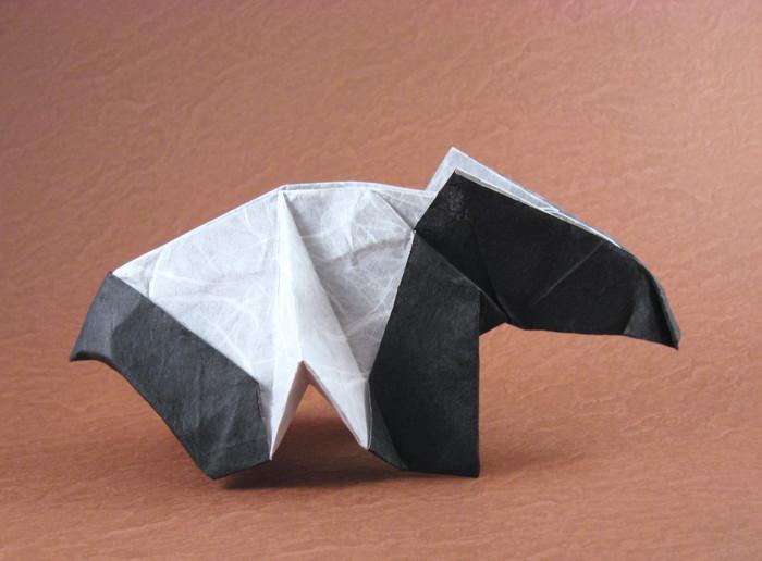 malayan tapir kunihiko kasahara gilads origami page
