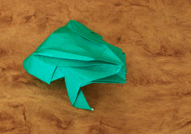 Origami Amphibians - Page 1 of 4 | Gilad's Origami Page | 455x650