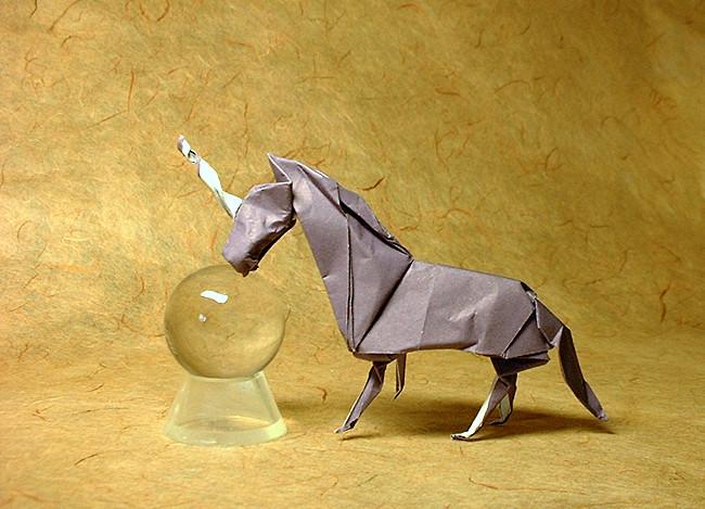 Mario Adrados Netto Gilads Origami Page